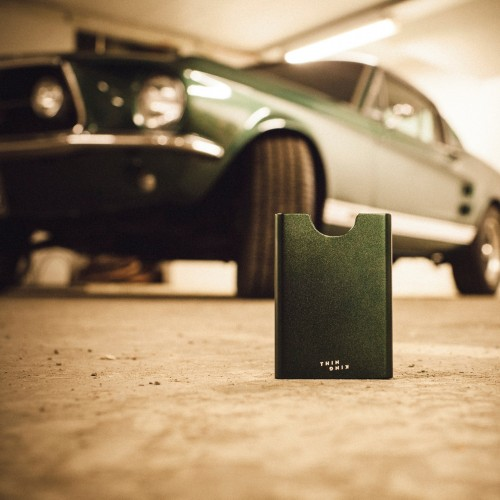 Thin King Gordito Bullitt Green