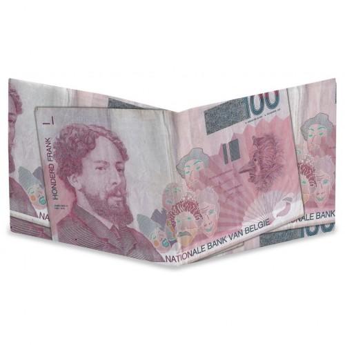 Mighty Wallet Belgium 100 Frank J. Ensor (Default)