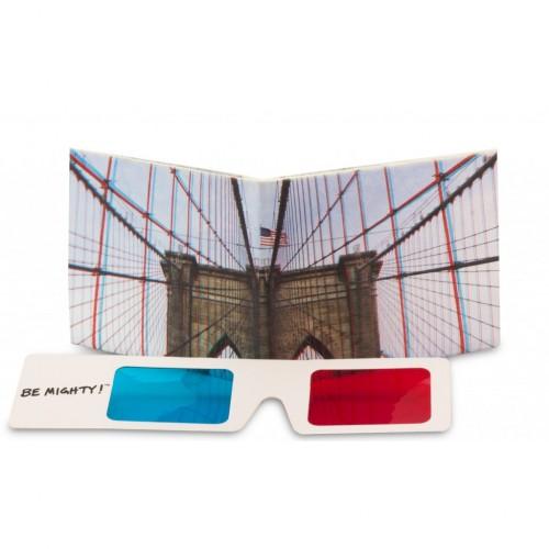 Mighty Wallet 3D Bridge