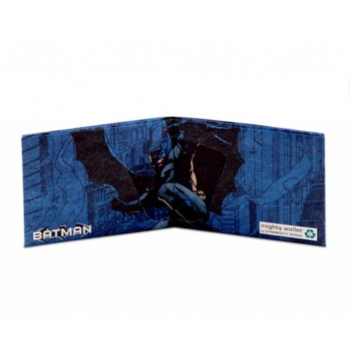 Mighty Wallet Batman in Action