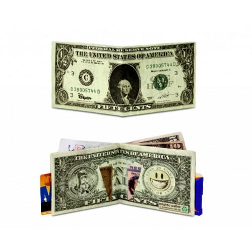 Mighty Wallet Half a Dollar