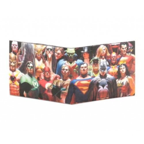 Mighty Wallet Justice League