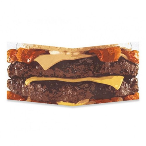 Mighty Wallet Mighty Burger